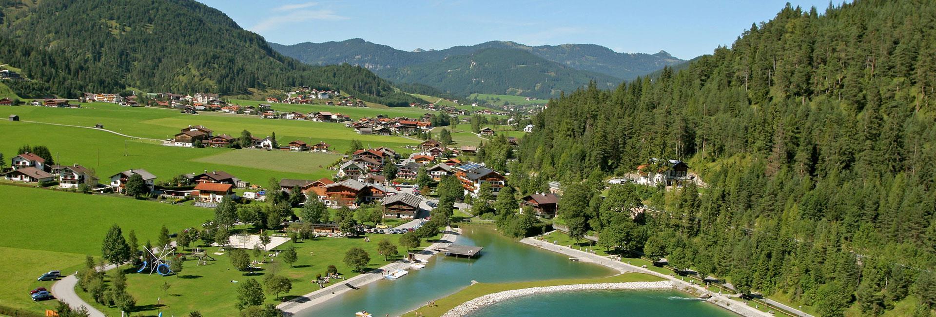 Accommodation Christlum Achenkirch - Achensee - BERGFEX